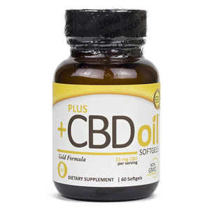 CBD Oil Softgels